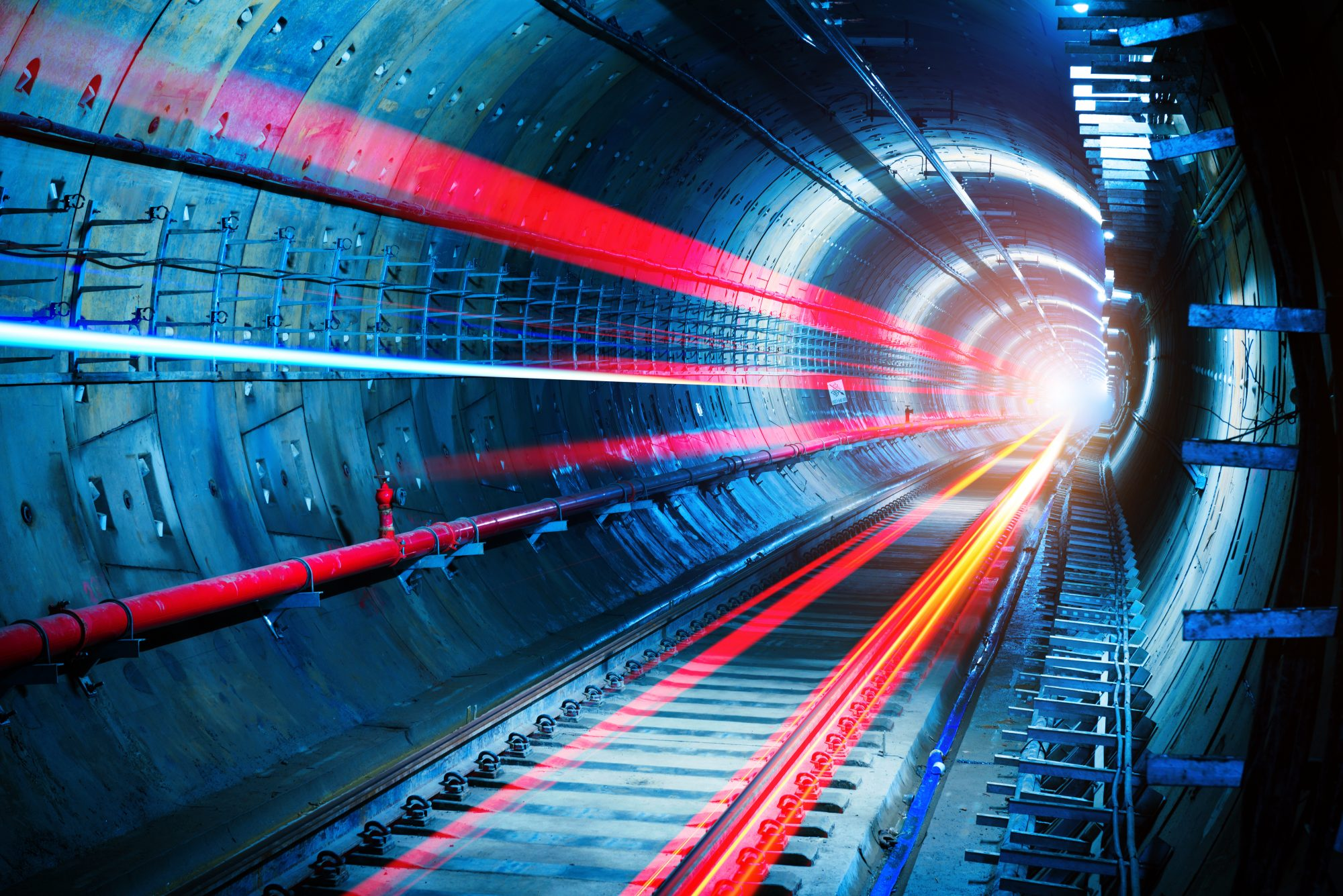 Amberg Tunnel Measuring Gives You Perspective